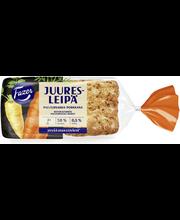 FAZER Juuresleipä 300g 4 kpl Palsternakka & Porkkana juuresleipä