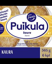 FAZER Puikula 365g 6kpl Kaura kauraleipä