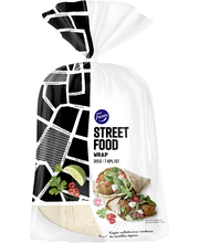 Street Food 315g Wrap