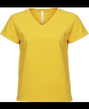 Neulomo naisten t-paita v-pääntie Keto