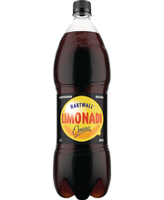 Hartwall Limonadi Omena 1,5l KPM pullo