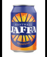Hartwall Jaffa Appelsiini 0,33 l tölkki