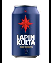 Lapin Kulta III olut 4,5% 0,33l tölkki