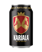 Karjala III olut 4,6% 0,33l tölkki 24-pack