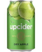 Upcider Dry Apple  4,7% 0,33 l tölkki