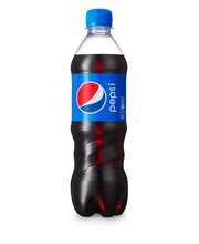Pepsi 0,5l KMP pullo