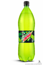Mountain Dew 1,5 l KMP pullo