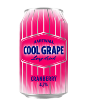 Hartwall Original Cool Grape Cranberry 4,7% 0,33 l tölkki