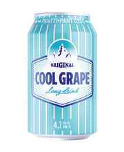 Hartwall Cool Grape long drink 4,7% 0,33 l tölkki