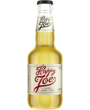 Hartwall Happy Joe Cloudy Apple siideri alk. 4,7%0,275 l kertalasipullo