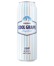 Hartwall Original Cool Grape Light alk. 4,5% 0,568 l tölkki 24 tlk/ka