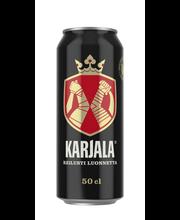 Karjala 5,2% olut 0,5l...