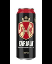 Karjala 4,5% olut 0,5 l tölkki