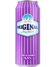 Hartwall Original Long Drink Cassis  5,5% 0,5 l