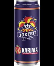 Karjala Jokerit olut 4...