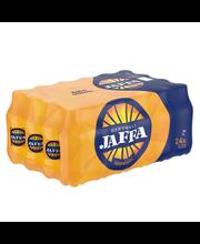 Hartwall Jaffa Appelsiini 24x0,33 l KMP pullo