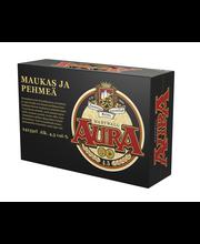 Hartwall Aura 4,5% olut 0,33 l tölkki 24-pack