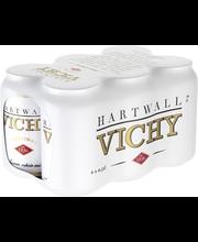 Hartwall Vichy Original 6x0,33 l tölkki