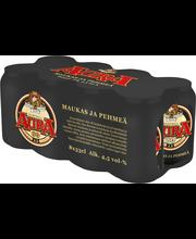 Hartwall Aura 4,5% 0,33 l tölkki 8-pack