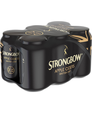 Strongbow 4,5% 0,33 tl...