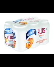 Hartwall Novelle Plus Sinkki +E 0,33 tölkki 6-pack