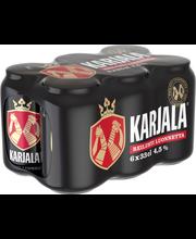 Karjala 4,5% olut 6x0,...