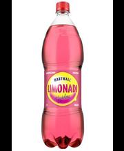 Hartwall Limonadi Vadelma 1,5l KMP pullo
