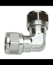Opal supistusliitin 15x12mm