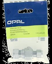 Opal kuulasulkuventtiili 12x18mm