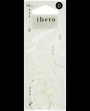 Ibero Hiuslenkki silikoni pieni