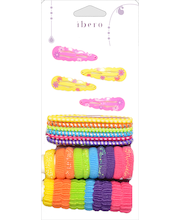 Ibero Hiuskorusetti värit lasten