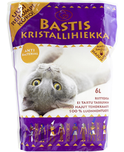 Bastis 6l kissanhiekka