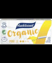 Vuokk Organic Tampon M...