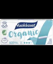 Vuokk Organic Tampon N...