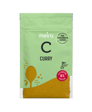 Meira Curry 25g pussi mauste
