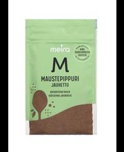 Meira Maustepippuri 25g jauhettu pussi mauste