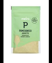 Meira Pomeranssinkuori 25g jauhettu pussi mauste