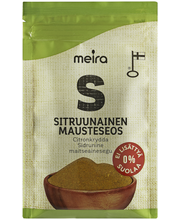 Meira Sitruunainen mausteseos 35g suolaton pussi mausteseos