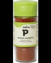 Meira Paprika 75g jauhettu iso tölkki mauste