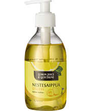 Lemon Juice & Glycerine 275ml Sitruuna nestesaippua