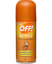 OFF! 100 ml Active hyttysaerosoli