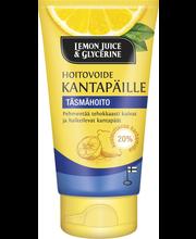 Lemon Juice & Glycerine 75g/72ml Hoitovoide kantapäille