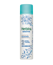 Herbina 75ml Sensitive hiuskiinne extra strong