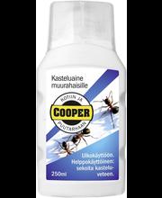 kasteluaine muurahaisi...