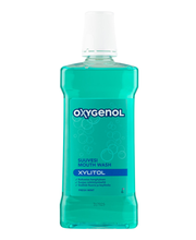 Oxygenol 500ml Fresh Mint ksylitoli suuvesi