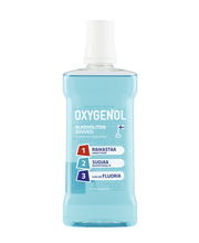 Oxygenol 500ml Alkoholiton suuvesi