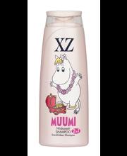 XZ Muumi 250ml Niiskuneiti shampoo 2in1