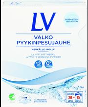 LV 750 g valkopesujauhetiiviste joutsenmerkitty