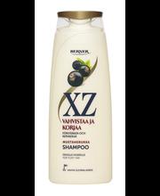 XZ 250ml vahvistava mustaherukka shampoo