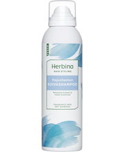 Herbina 200ml Sensitive hajusteeton kuivashampoo